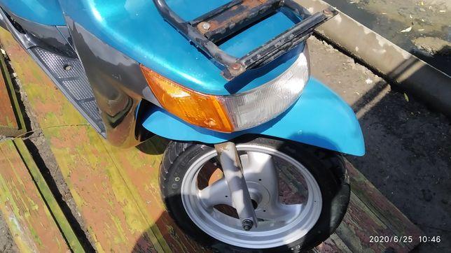 Продам рабочий  мопед Honda