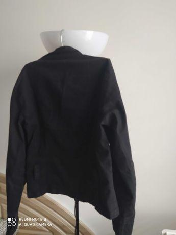 Куртка, курточка чорна на блискавці