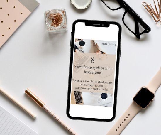 E-book o Instagramie / Social Media