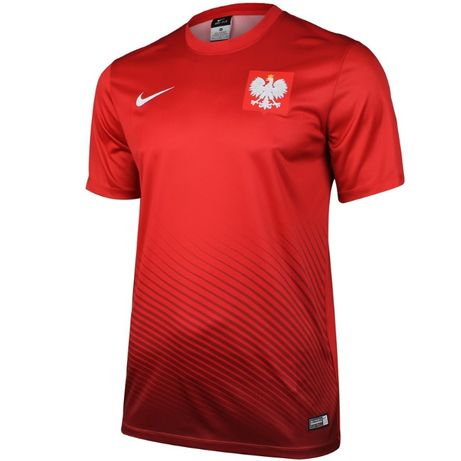 Koszulka piłkarskiej Reprezentacji Polski Nike różne rozmiary