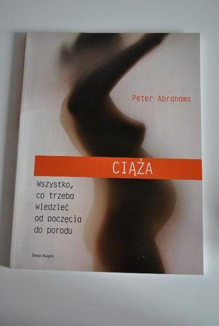 """Książka """"Ciąża"""" Peter Abrahams"""