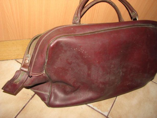 torba podróżna, stara