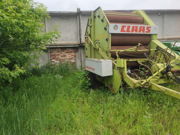 Claas Rollant 62 Прес підборщик