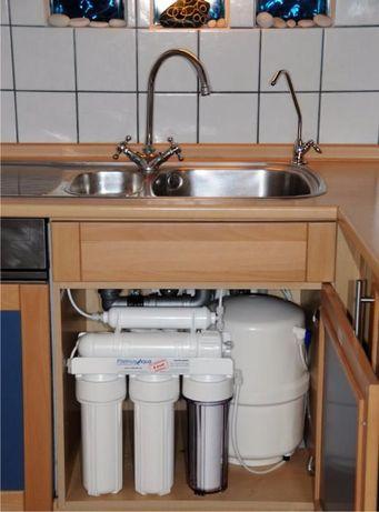 Filtr filtry do wody odwrócona osmoza wymiana wkładów serwis naprawa