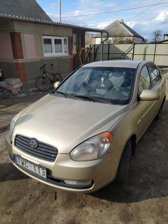 Hyundai Accent Хюндай Акцент 2006-2010 г Авторазборка запчасти