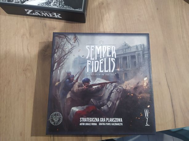 Semper Fidelis gra planszowa