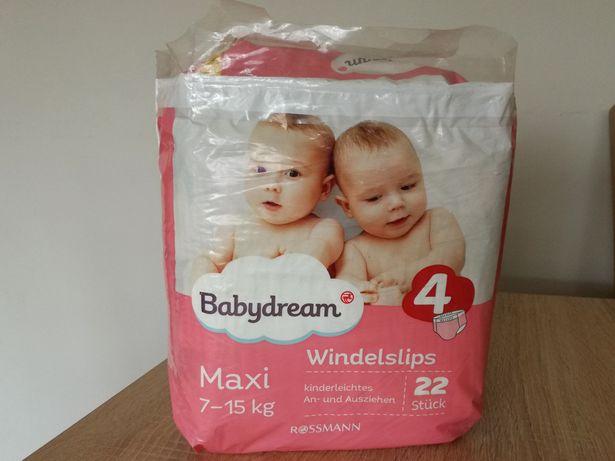 Pieluchomajtki Babydream rozmiar 4 oddam za chusteczki