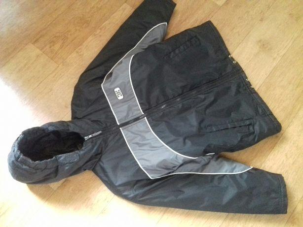 152 размер демисезонная куртка на мальчика курточка Китай.