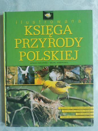 J. Knaflewska, M. Siemionowicz - Ilustrowana księga przyrody polskiej