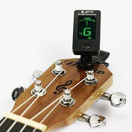 Afinador digital instrumentos de cordas