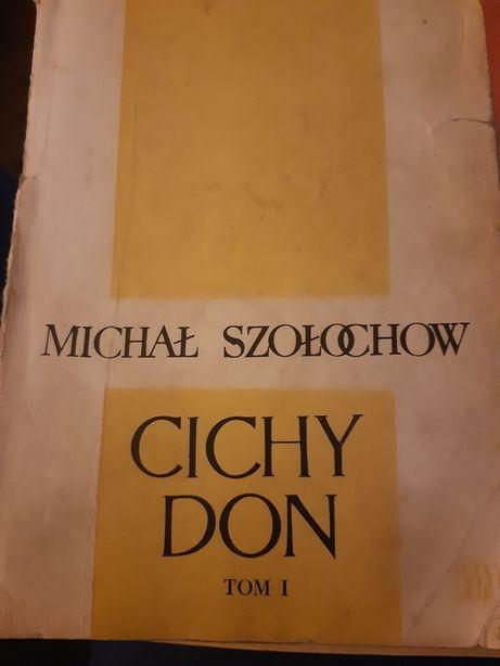 Cichy don Michał Szolochow