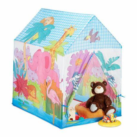 Namiot dla dzieci RelaxDays dżungla