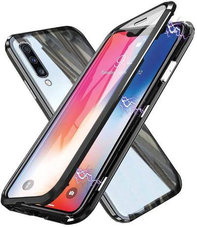 Etui 3w1 Magnetic 360° - Aluminium do Samsung Galaxy A50 / A30s / A50s