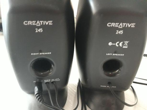 Głośniki creative 245