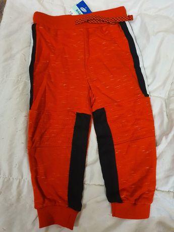 Spodnie dresowe dla chłopca.Rozm.86