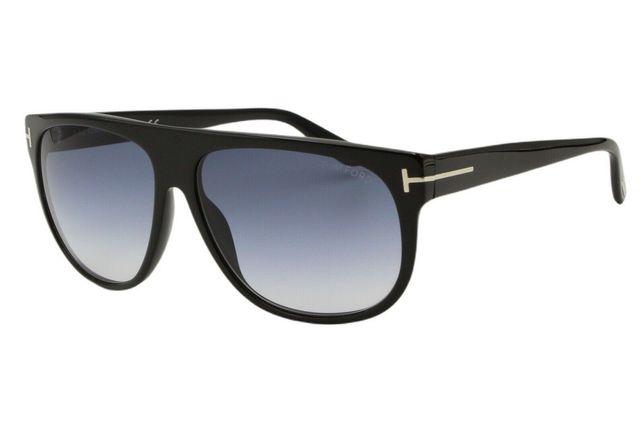 Tom Ford Okulary przeciwsłoneczne KRISTEN TF375 02N 59/13/145
