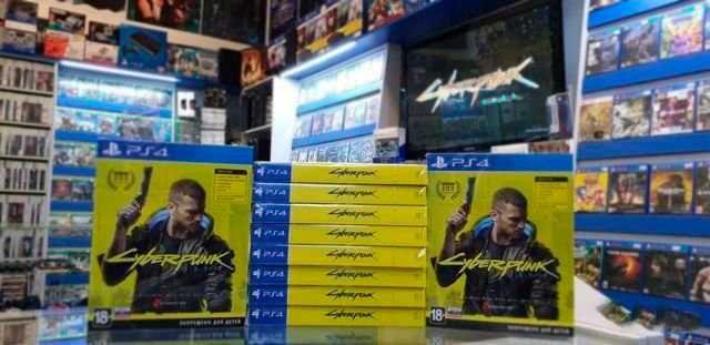 Киберпанк 2077 Cyberpunk 2077 (PS4 и PS5)