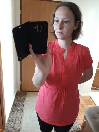 Bluzka, koszula, koszulka ciążowa