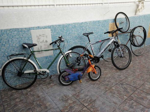 Conjunto Bicicleta Antiga C Mudanças no Cubo Com Oferta de Todas