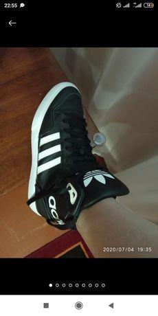 Высокие кросовки Adidas