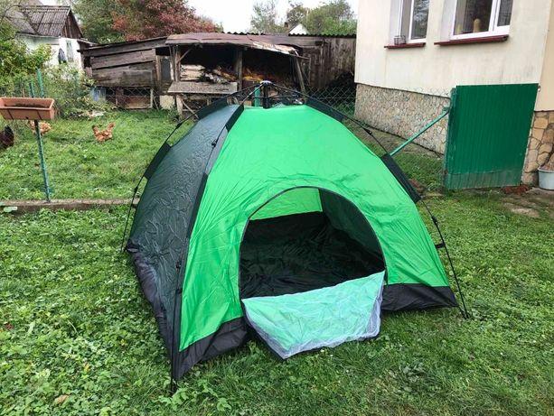 Туристическая палатка автомат 4х местная автоматичнская