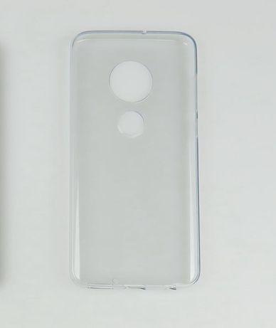 Oryginalne etui do Motorola Moto G7 Power (silikonowe tzw. plecy)