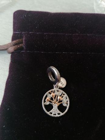 Charms drzewo 925