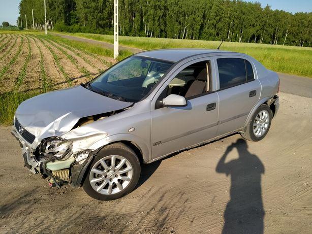 Opel Astra G 2.0 16v LPG. Cała na części