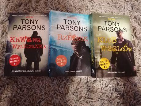 Tony Parsons Klub Wisielców ,Krwawa Wyliczanka