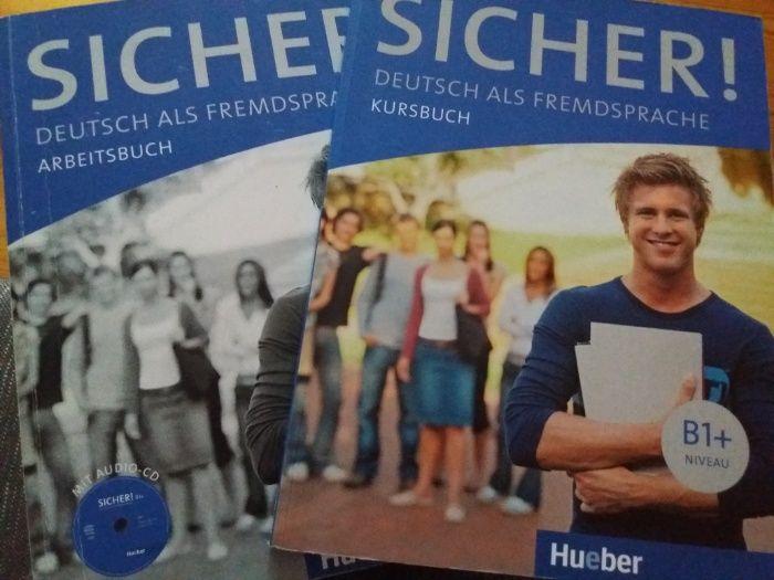 Sicher! B1 Podręcznik +ćwiczenia