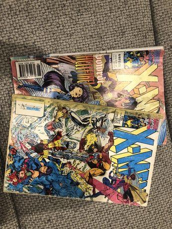 Sprzedam zestaw komiksow ze zdjęcia
