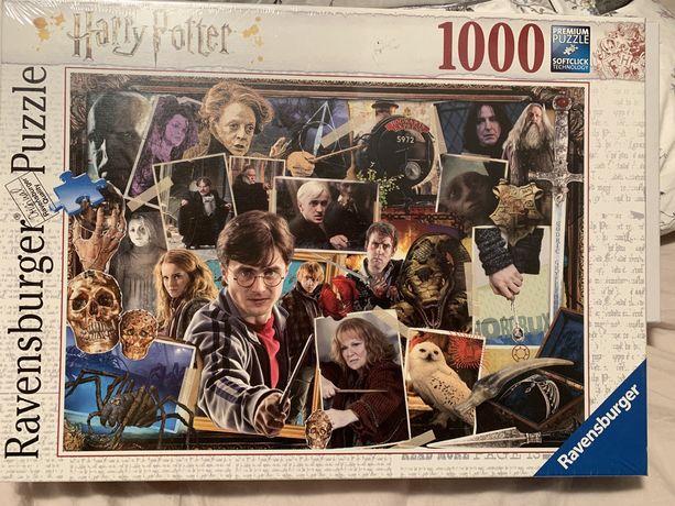 Puzzle ravensburger 1000 harry potter
