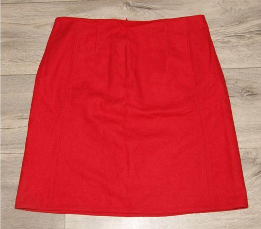 Marc O'Polo spódnica czerwona r. XS/S/M 34/36/38