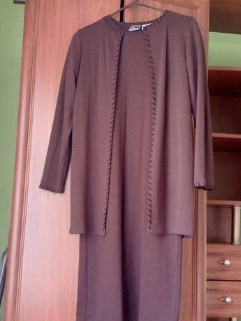 Плаття трикотажне двійка