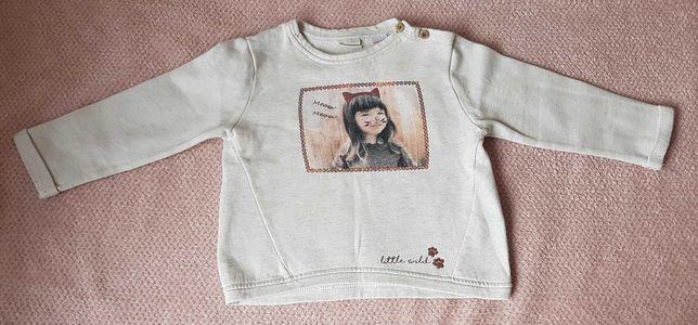 Bluza dla dziewczynki Zara r. 98