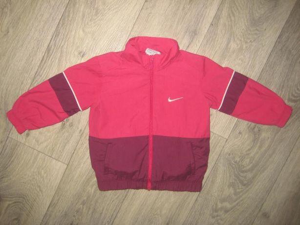 Кофта-мастерка Nike 9-12мес