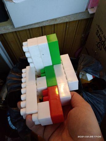Крупный Лего,конструктор