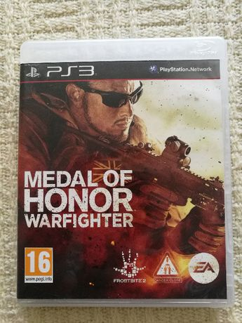 Gry PS3 - MEDAL OF HONOR - WARFIGHTER - Playstation 3 - Super Gra