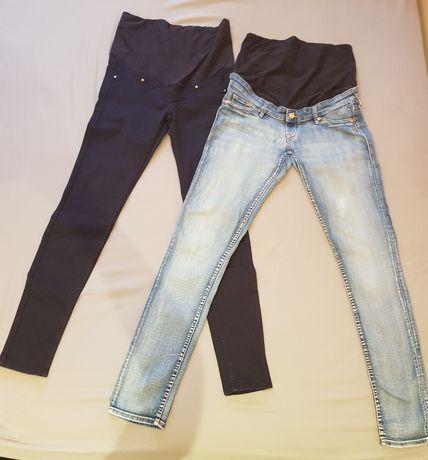 Spodnie, spodenki ciążowe h&m 9 szt