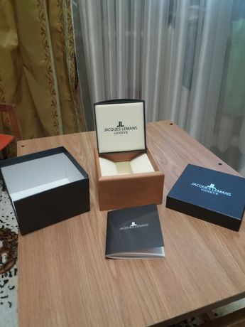 Коробка для часов Jacques Lemans