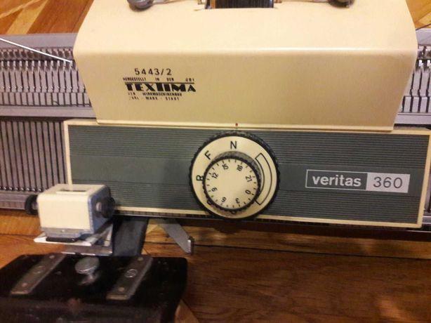 Двухфонтурна вязальна машина Веритас 360, Veritas 360
