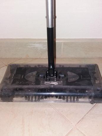 Odkurzacz akumulatorowy szczotka elektryczna ładowarka komplet