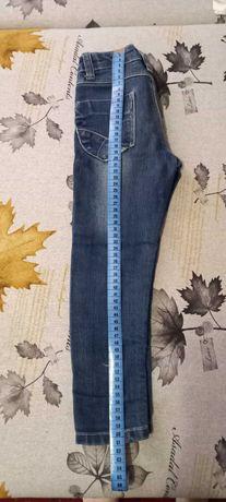 Продаю джинсові штани для дівчинки