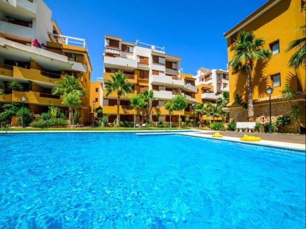 Аппартаменты Пунта-Прима, Торревьеха в 100 м от моря, Испания
