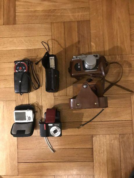 Historyczny sprzęt - aparaty fotograficzne/oferta ważna do 28.02.2021