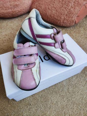 Кожаные кроссовки Lilin Shoes 28 размер