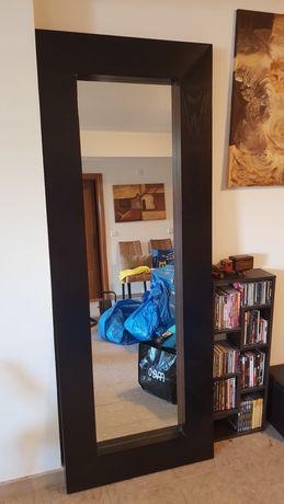 Espelho maciço de 2 metros