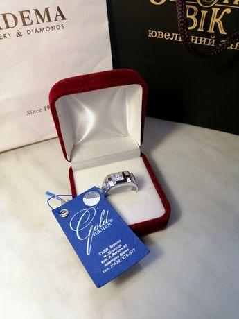 Серебряной перстень