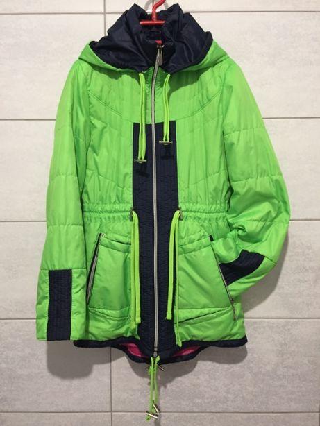 Куртка на рост 135-150 см практически новая Ветровка Парка Пон