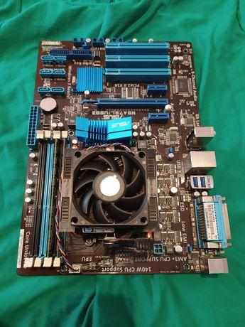 Zestaw AMD FX-6350 (2x8gb) DDR3